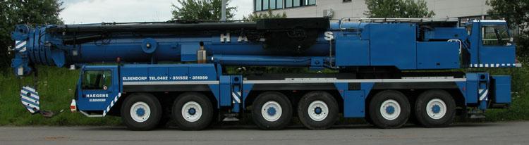 Ditzj de - Liebherr LTM1300 - Haegens