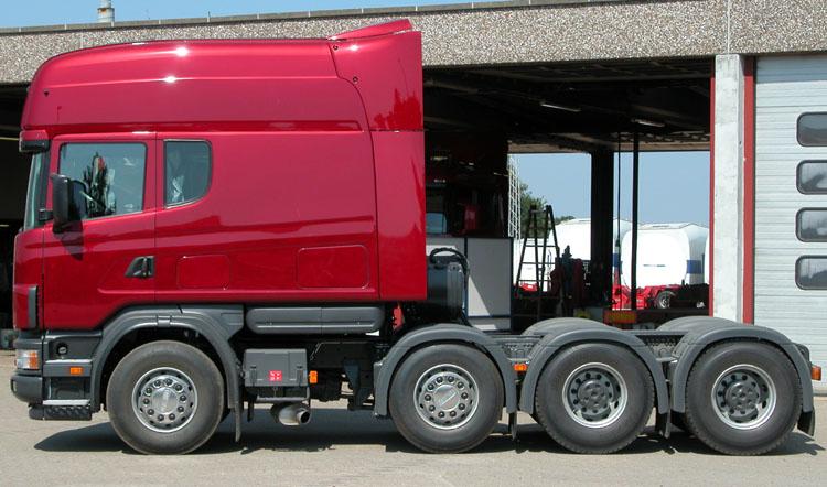 Ditzj de - Scania R164G-580 Longline - Finn Hansen