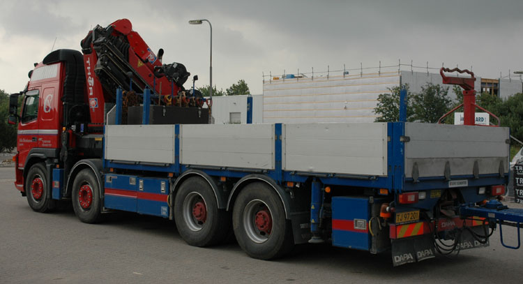 volvo trucks danmark