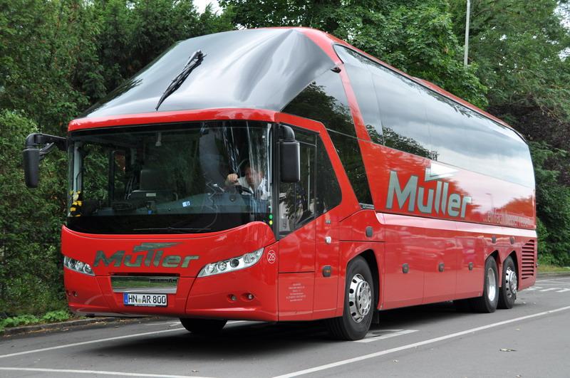 Müller Reisen Forum