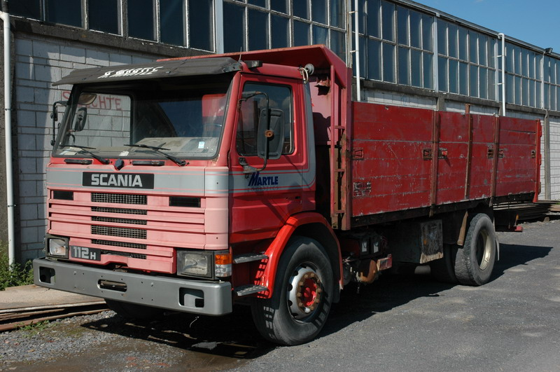 scania v8 achterkant intercooler