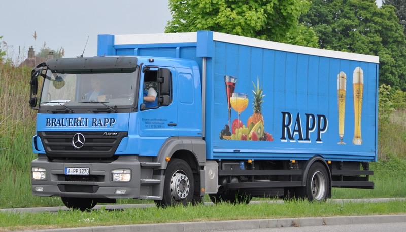 BuzzyBeeForum • Toon onderwerp - Brauerei Rapp - Kutzenhausen [D]