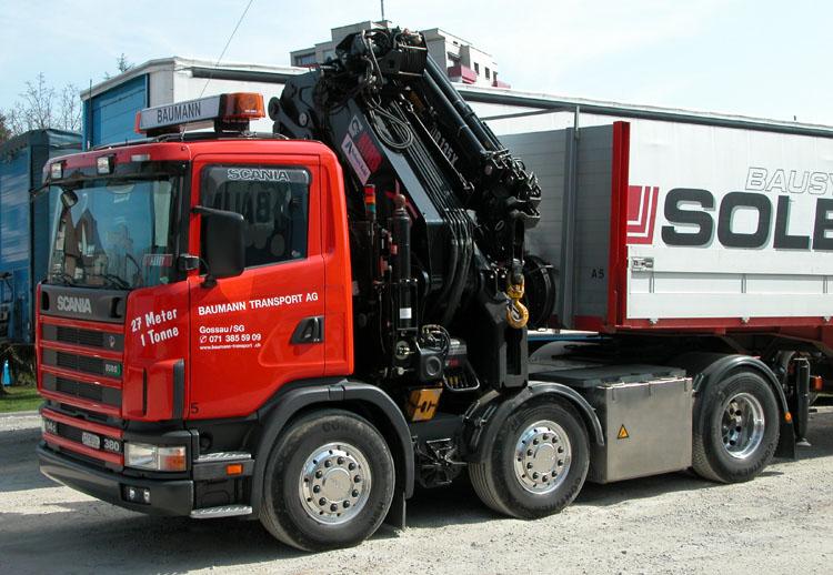 Beliebt Bevorzugt Ditzj.de - Scania R114G-380 - Baumann @PB_18