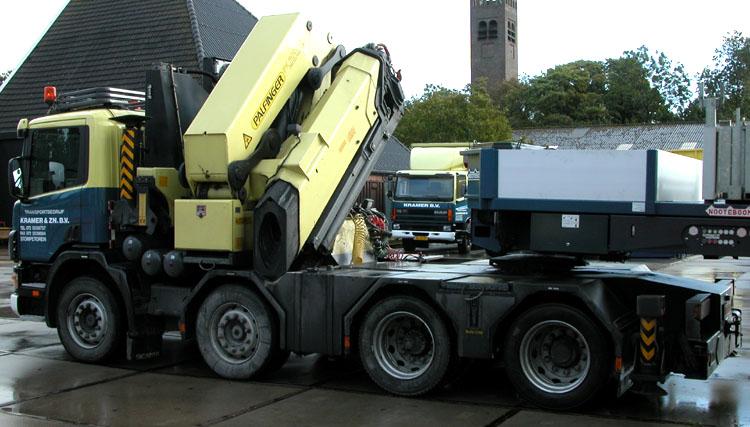 Beliebt Bevorzugt Ditzj.de - Scania P124G-420 - Kramer #MB_36